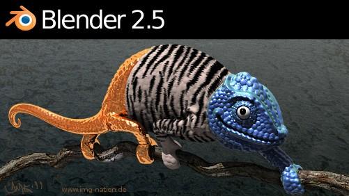 Install Blender 2.5 Via Terminal Ubuntu 11.04 2