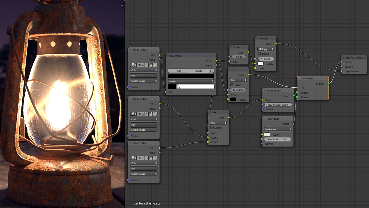 Blender for Mac OS X screenshot