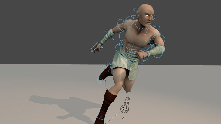 Realistic Character Modeling Blender : Features blender home of the project