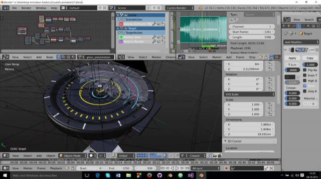 By Photo Congress || Blender Animation Software Free