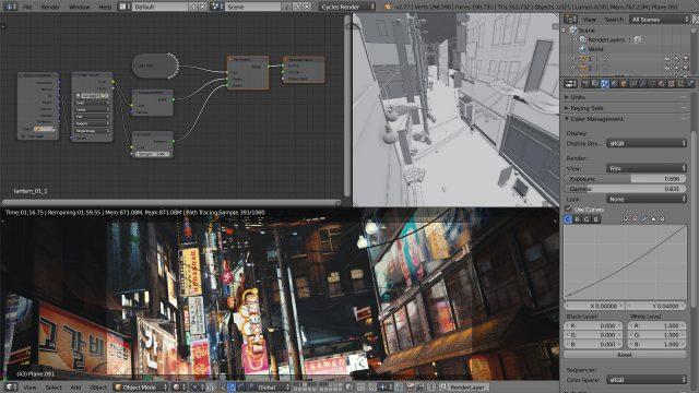 blender game engine free download