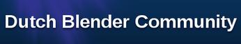 Logo-DutchBlenderCommunity