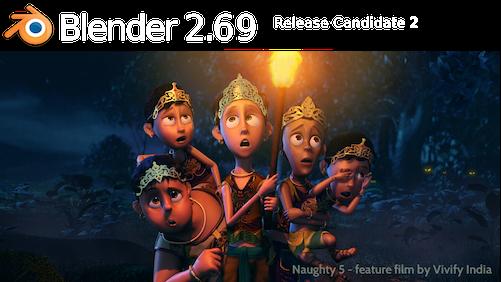blender 2.69 gratuit
