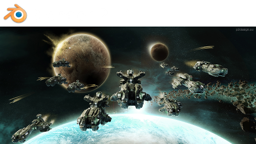 The Blender Foundation And