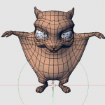 300px-Frankie_mesh_in_Blender