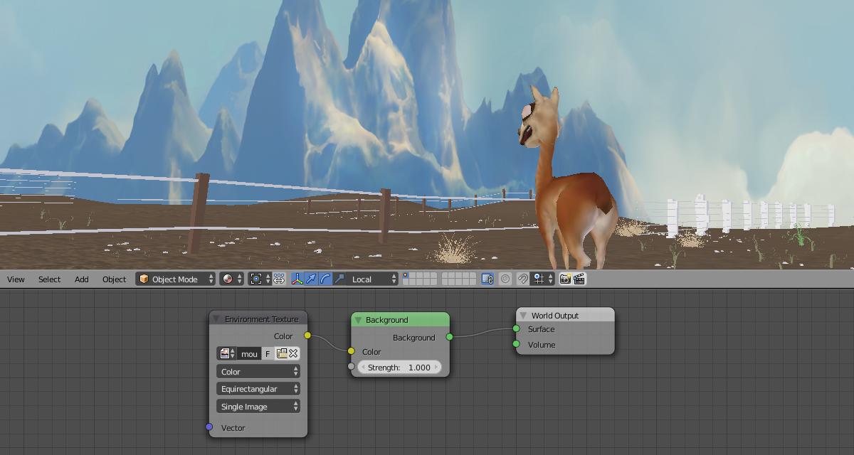 Выпуск свободной системы 3D-моделирования Blender 2.73