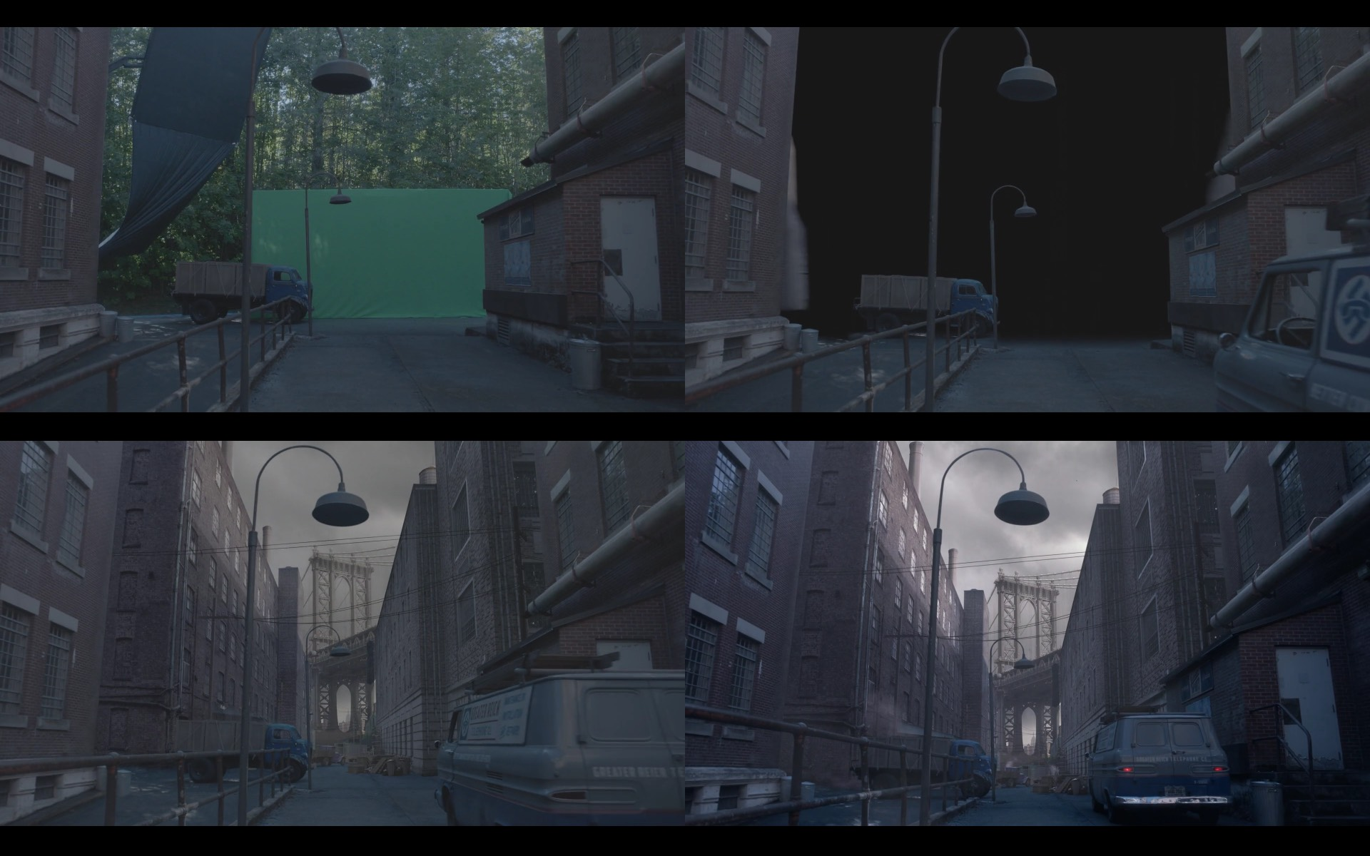 Visual Effects for The Man in the High Castle — blender org
