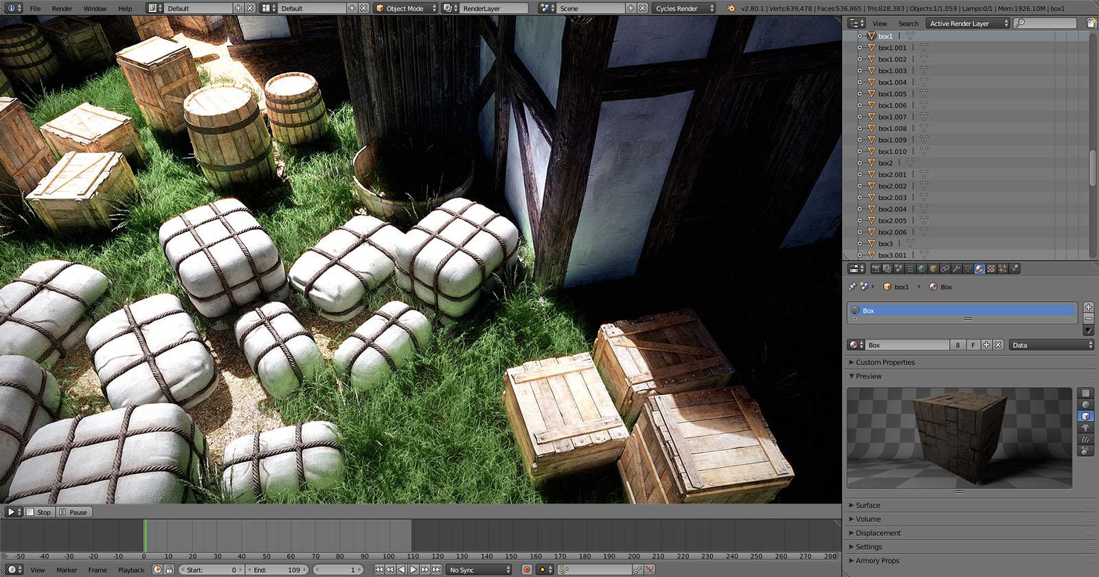 Blender Game Engine