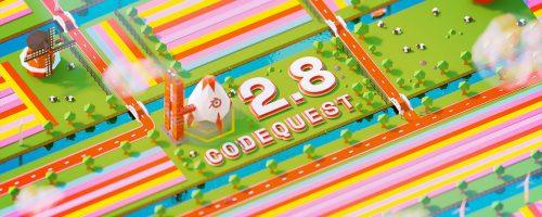 Blender Code Quest