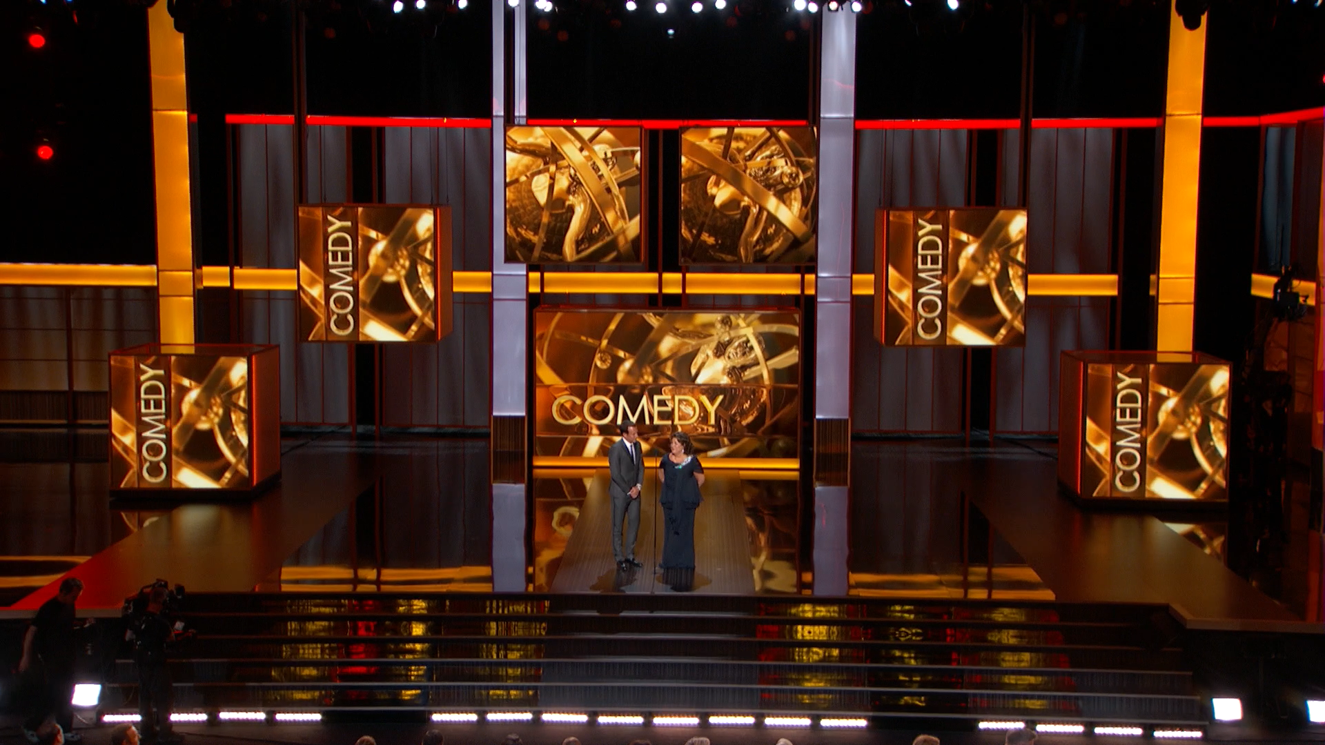 The 2013 EMMYS Ceremony