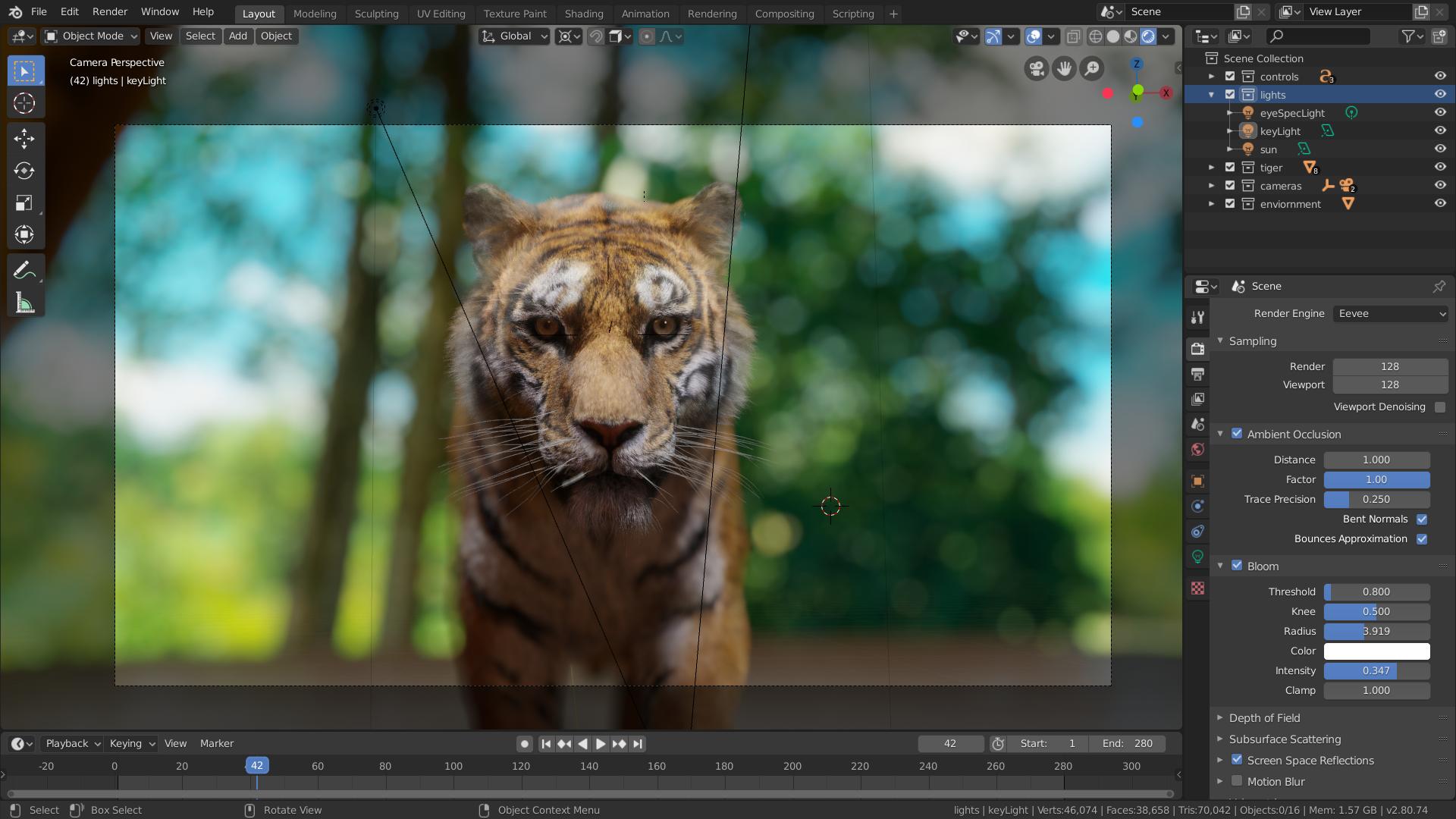 Blender 2.8 -3D Modeling, Animation & Rendering Software