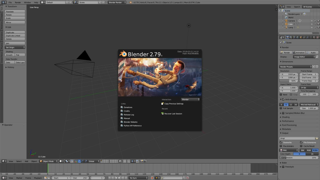 blender 3d download free full version