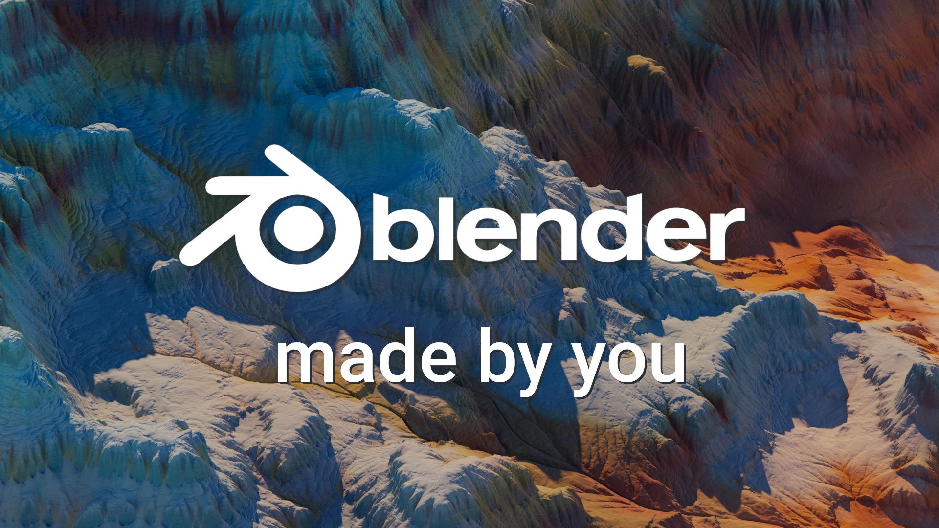 Blender, made by you