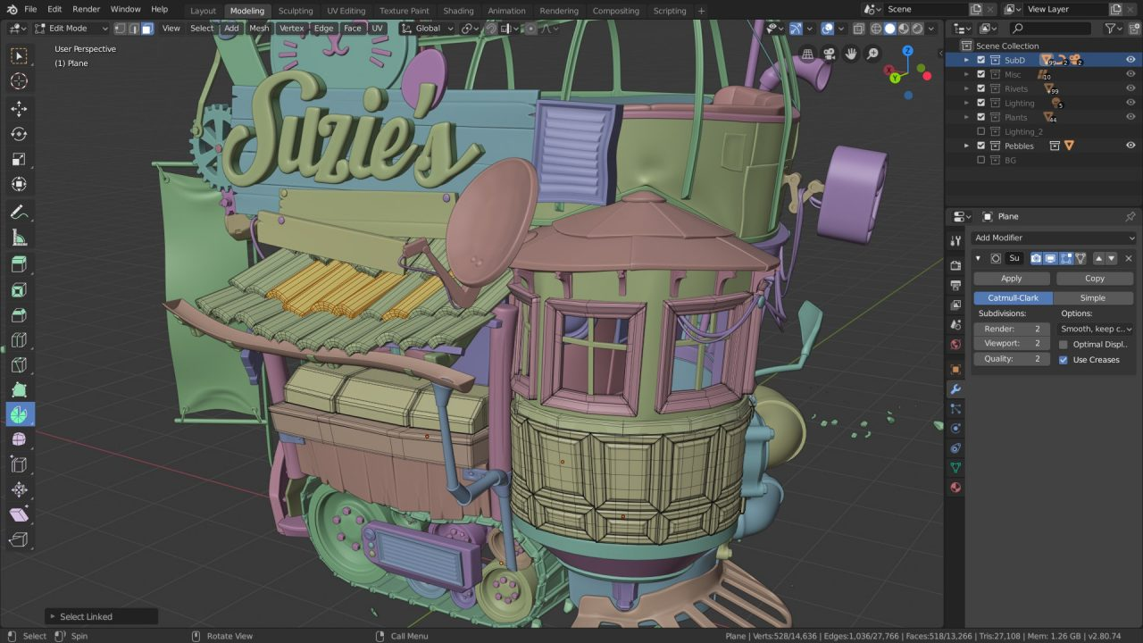 Blender Org Home Of The Blender Project Free And Open 3d Creation Software