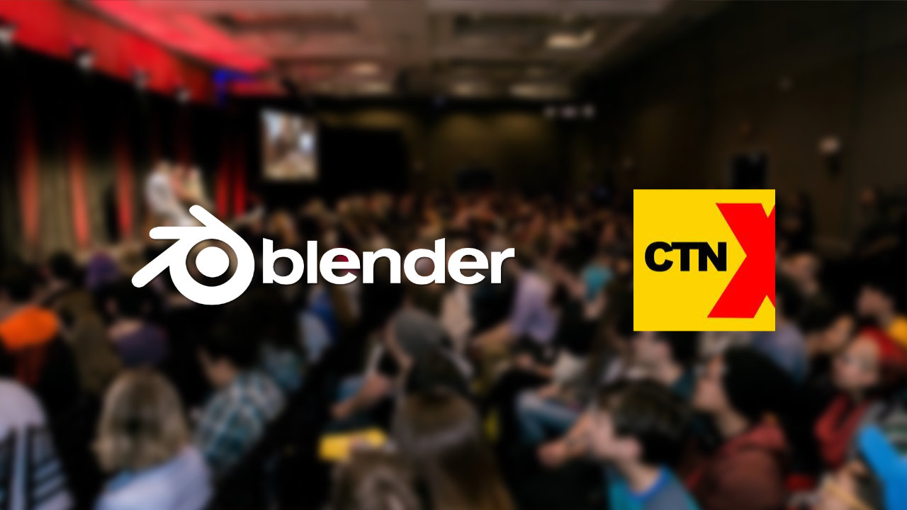 Blender CTN 2019
