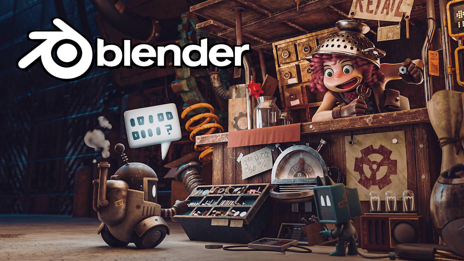 Blender 2.81