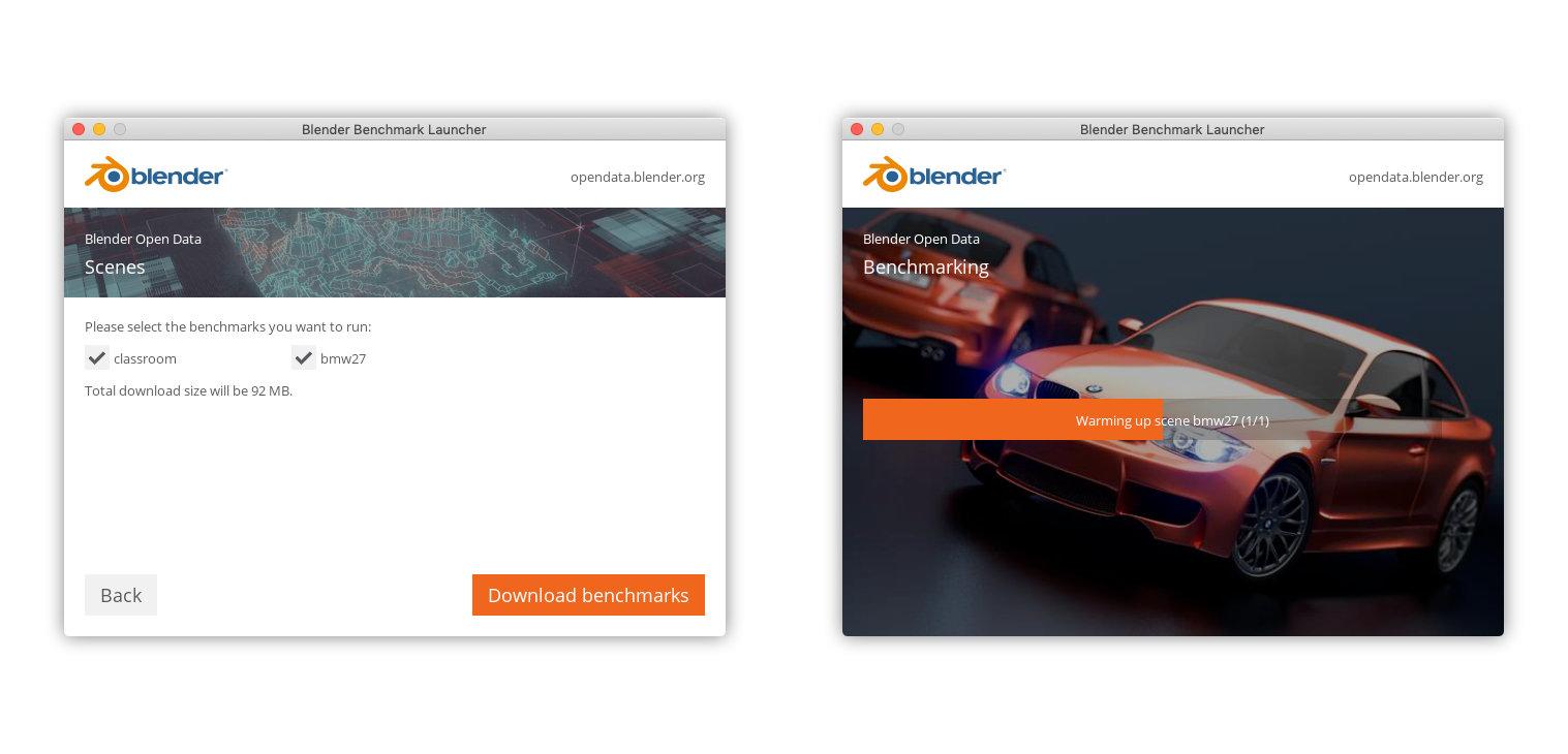 Opendata runner