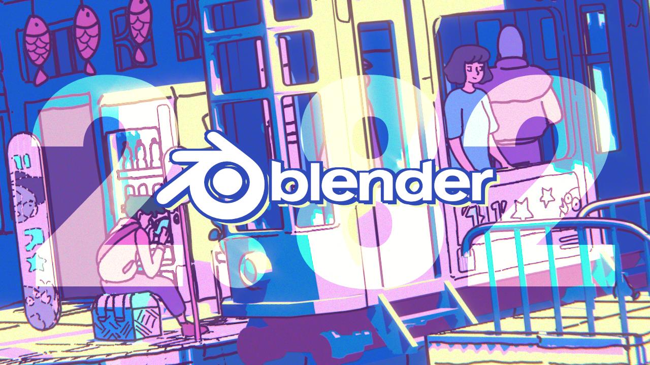 Blender 2.82