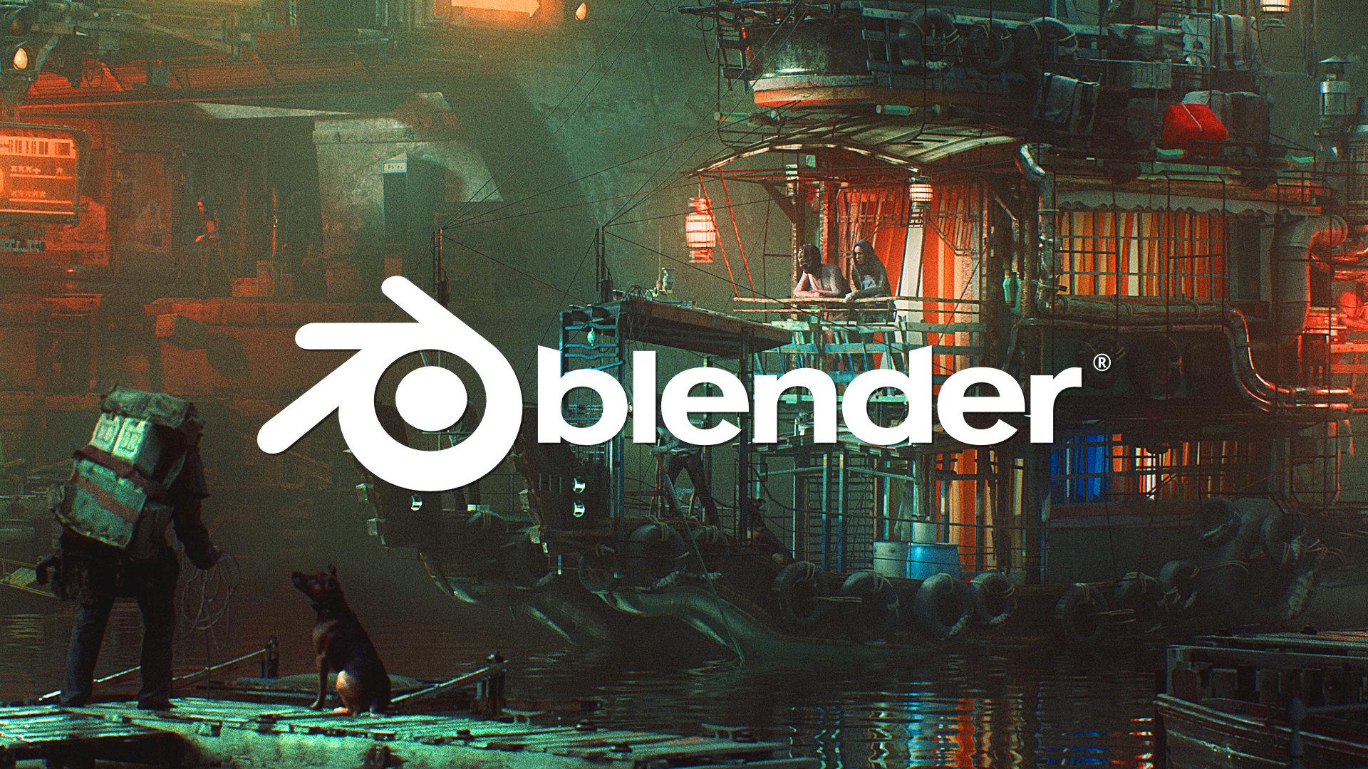 Blender 2.83 LTS