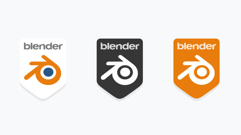 Blender Community Badges