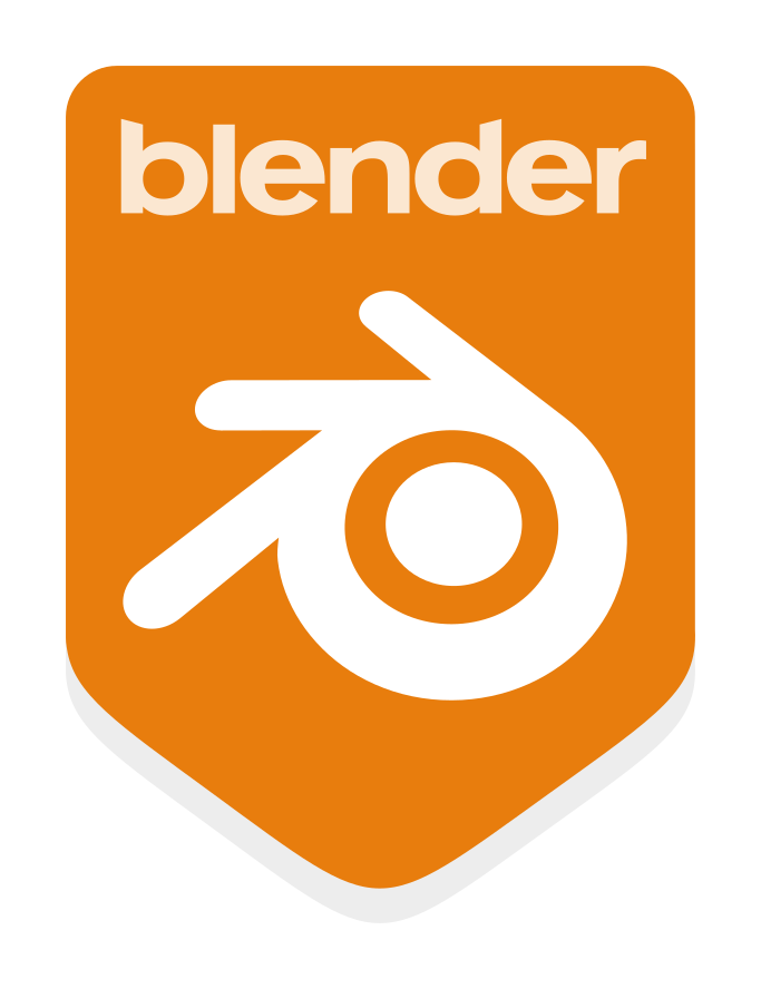 Blender Community badge