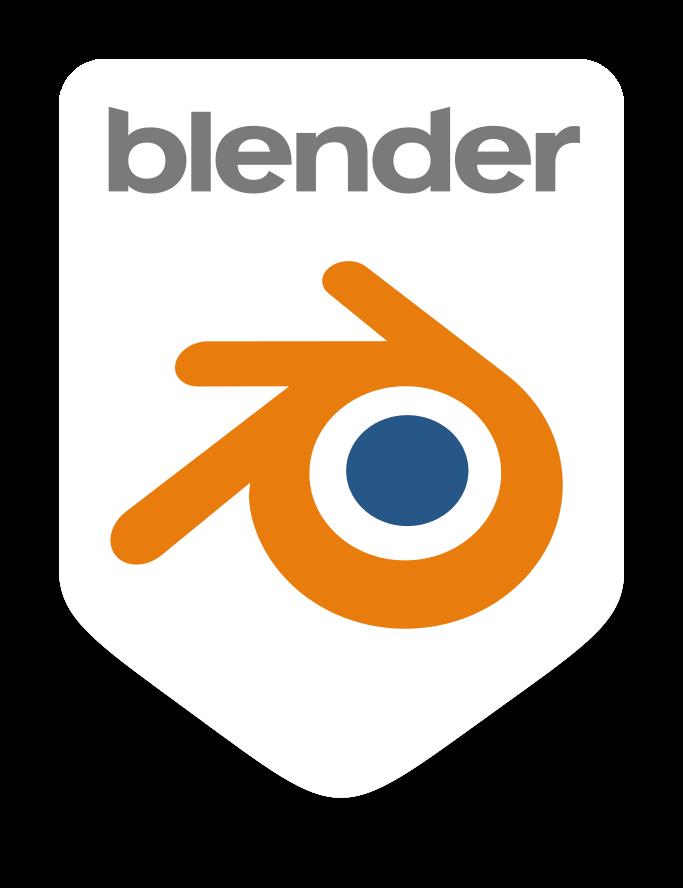Blender Community badge