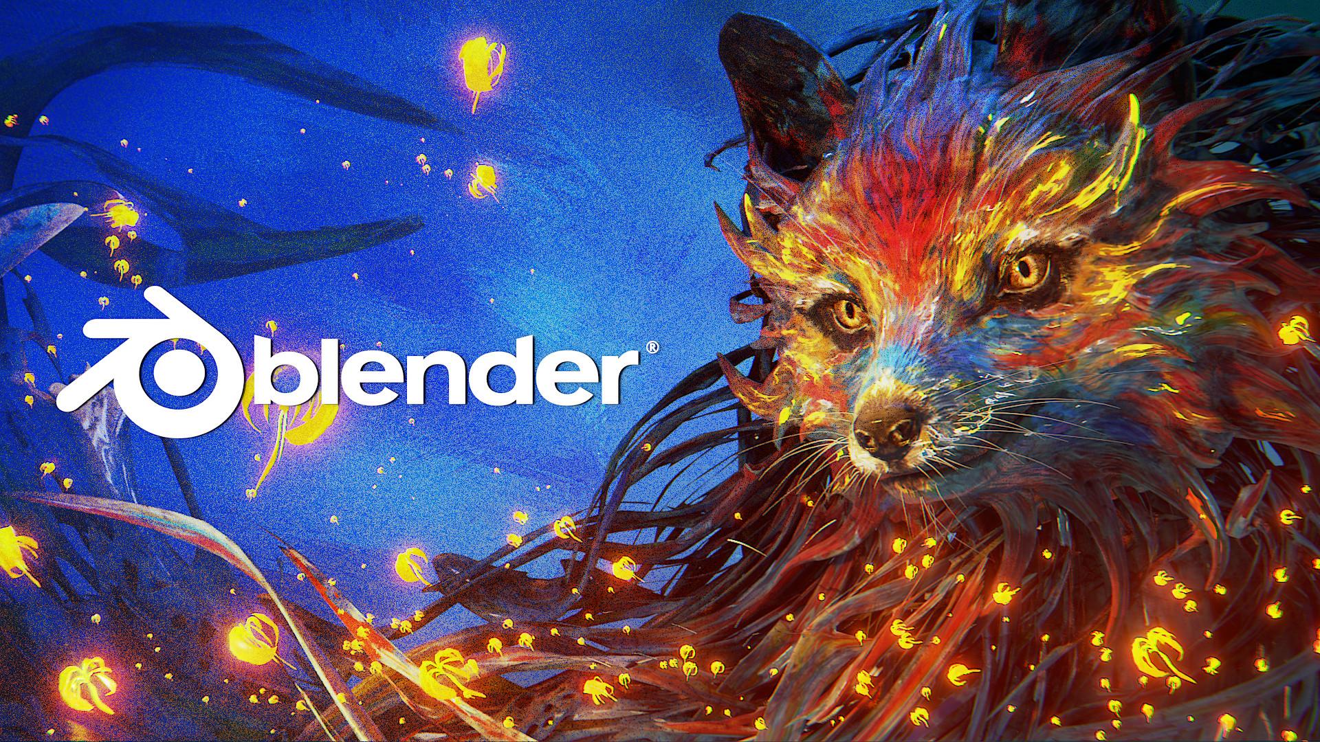 中文版全能三维动画制作软件 Blender 2.90 Win/Mac/Linux 开源免费