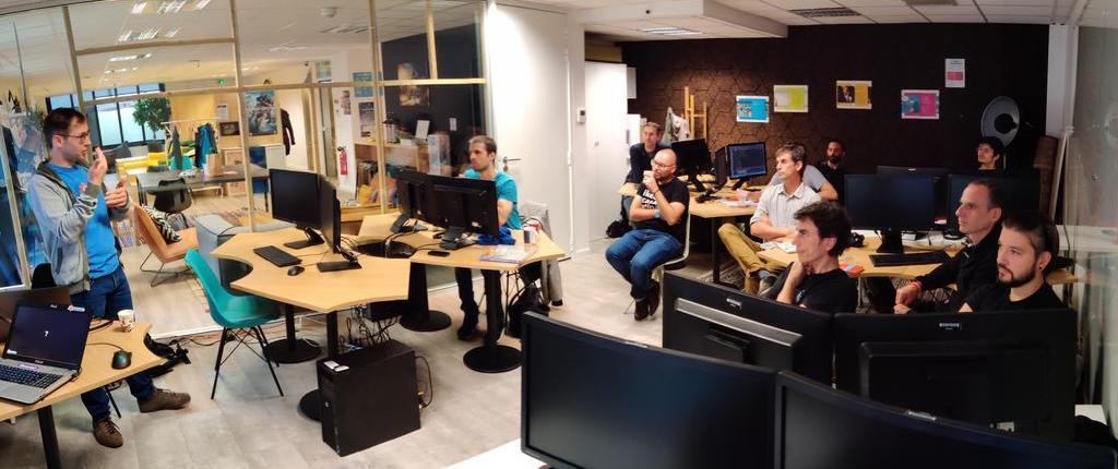Ubisoft Blender Workshop