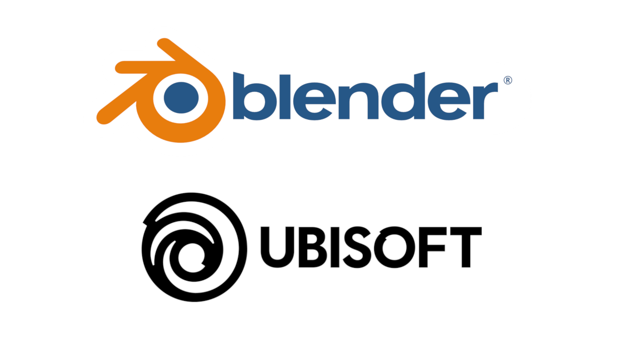 Ubisoft & Blender