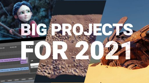 Big Projects 2021