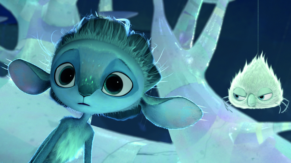 A still from Mune: Guardian of the Moon, directed by Alexandre Heboyan.
