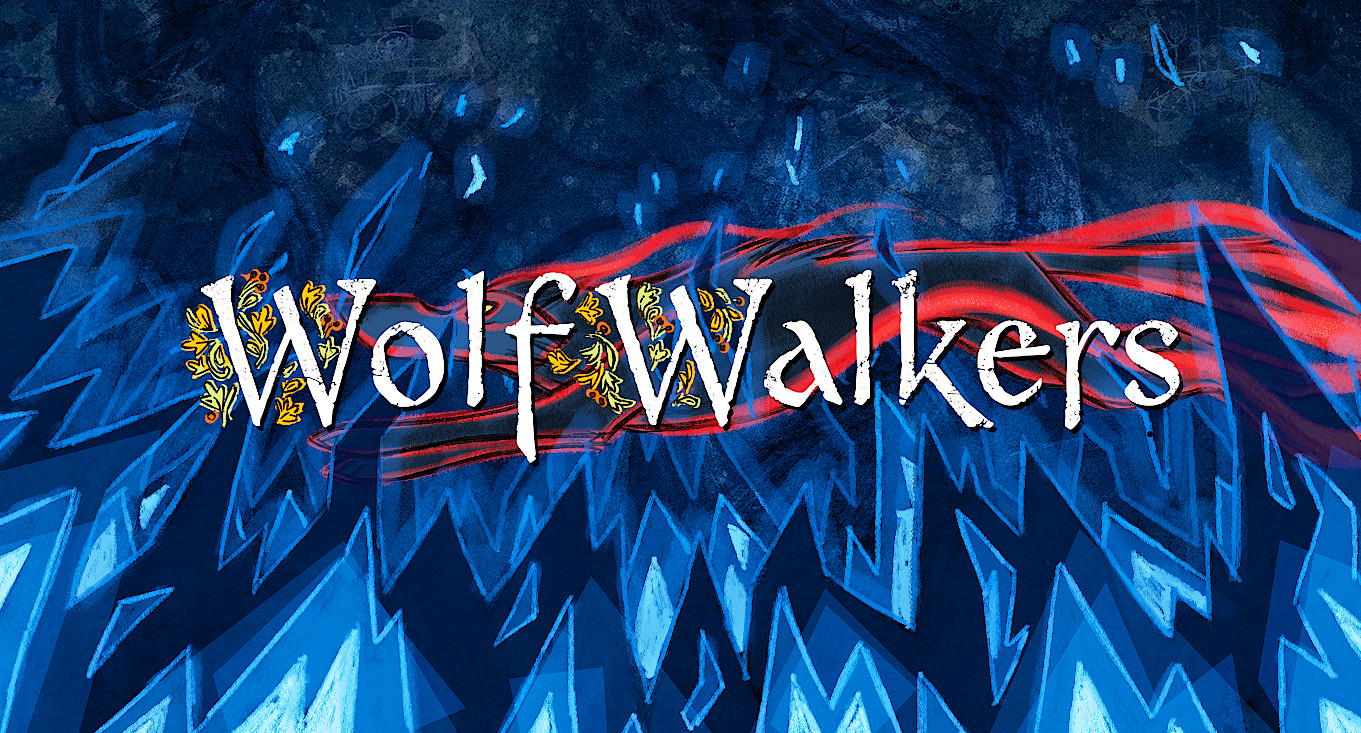 WolfWalkers by Cartoon Saloon. Concept art by Maria Pareja.