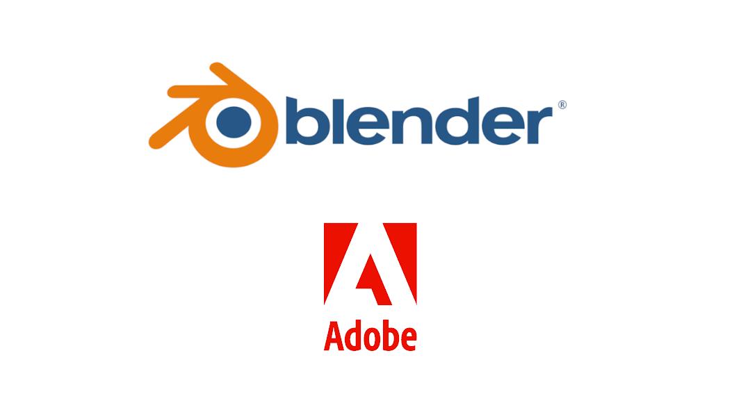 Adobe joins Blender Development Fund